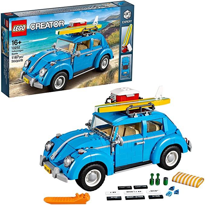 Lego Creator Volkswagen Beetle solo 79.2€
