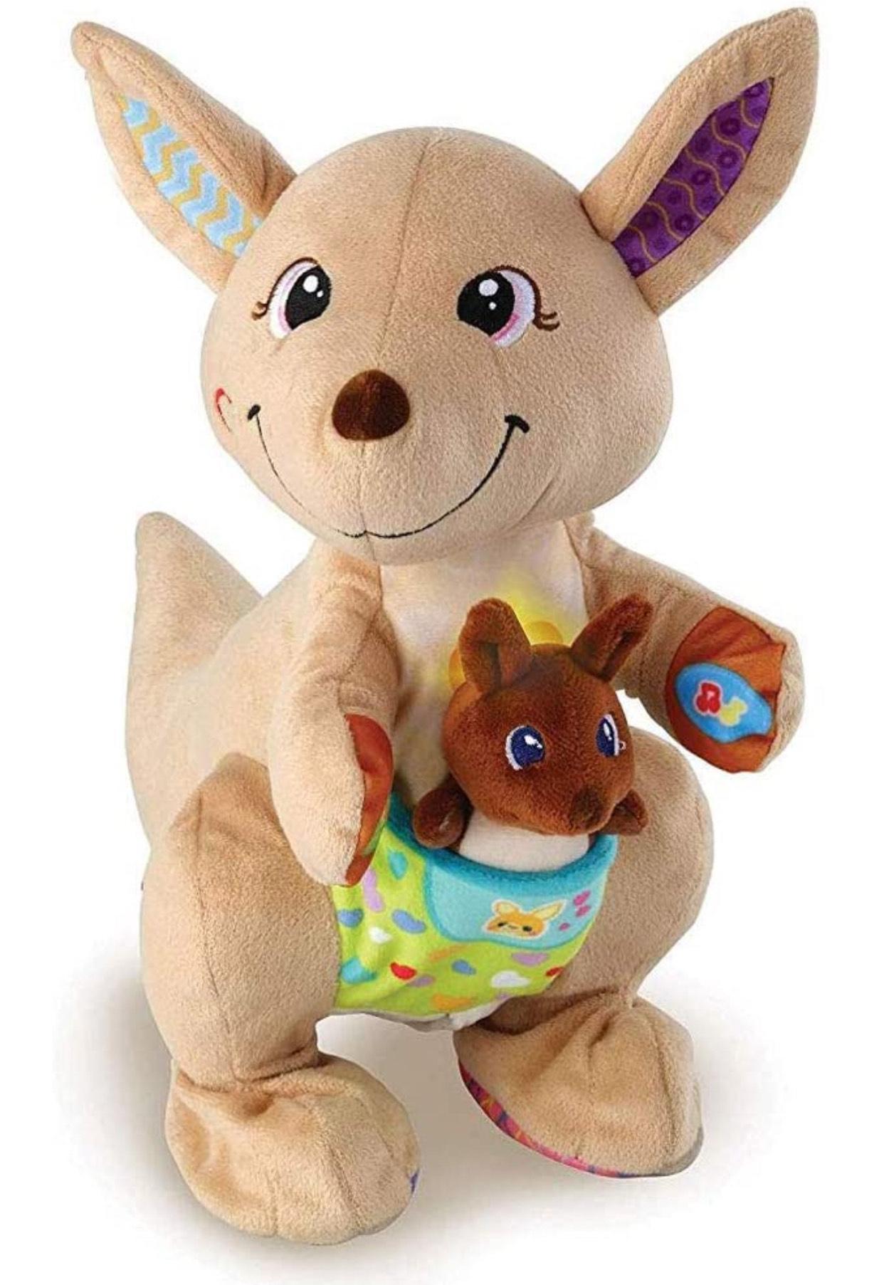 Vtech Mamá canguro saltarina REACO - juguete para bebés estado: muy bueno