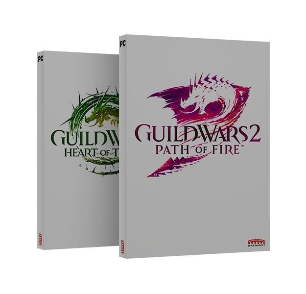 Guild Wars 2: POF & HOT