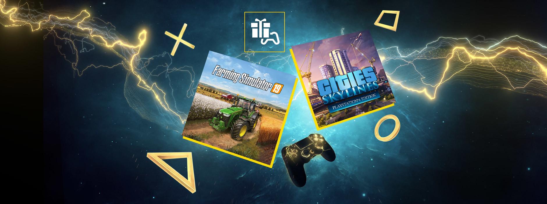 Juegos PS Plus Mayo 2020