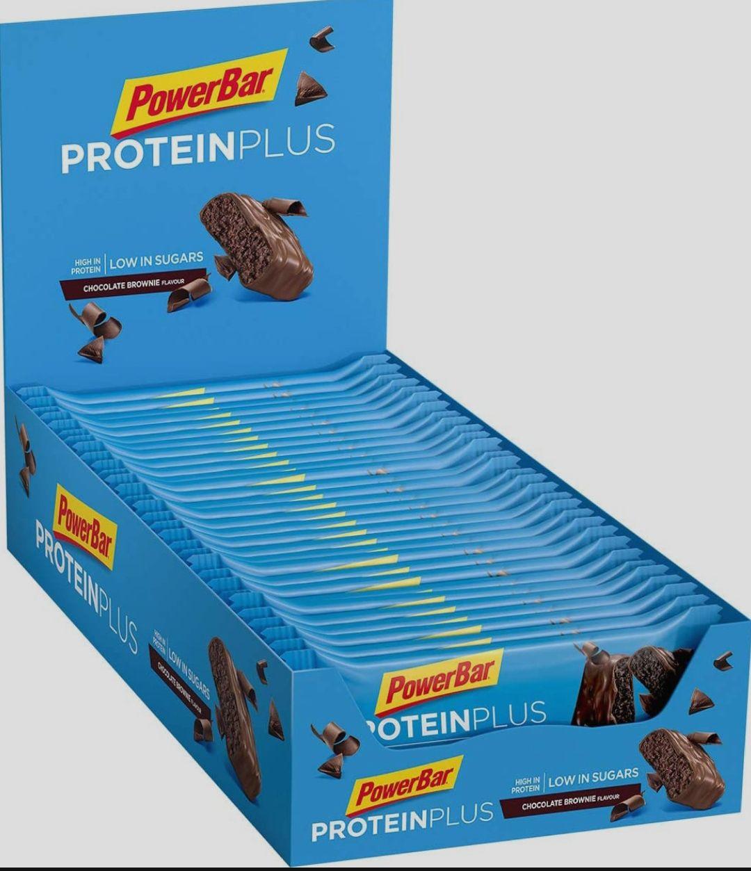 30 Barra Powerbar Protein