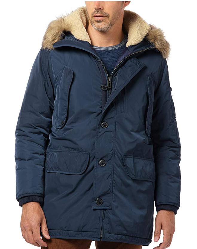TALLA L - Pioneer Outdoor Hood Jacket Chaqueta para Hombre