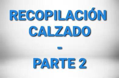RECOP. CALZADO (PARTE 2)