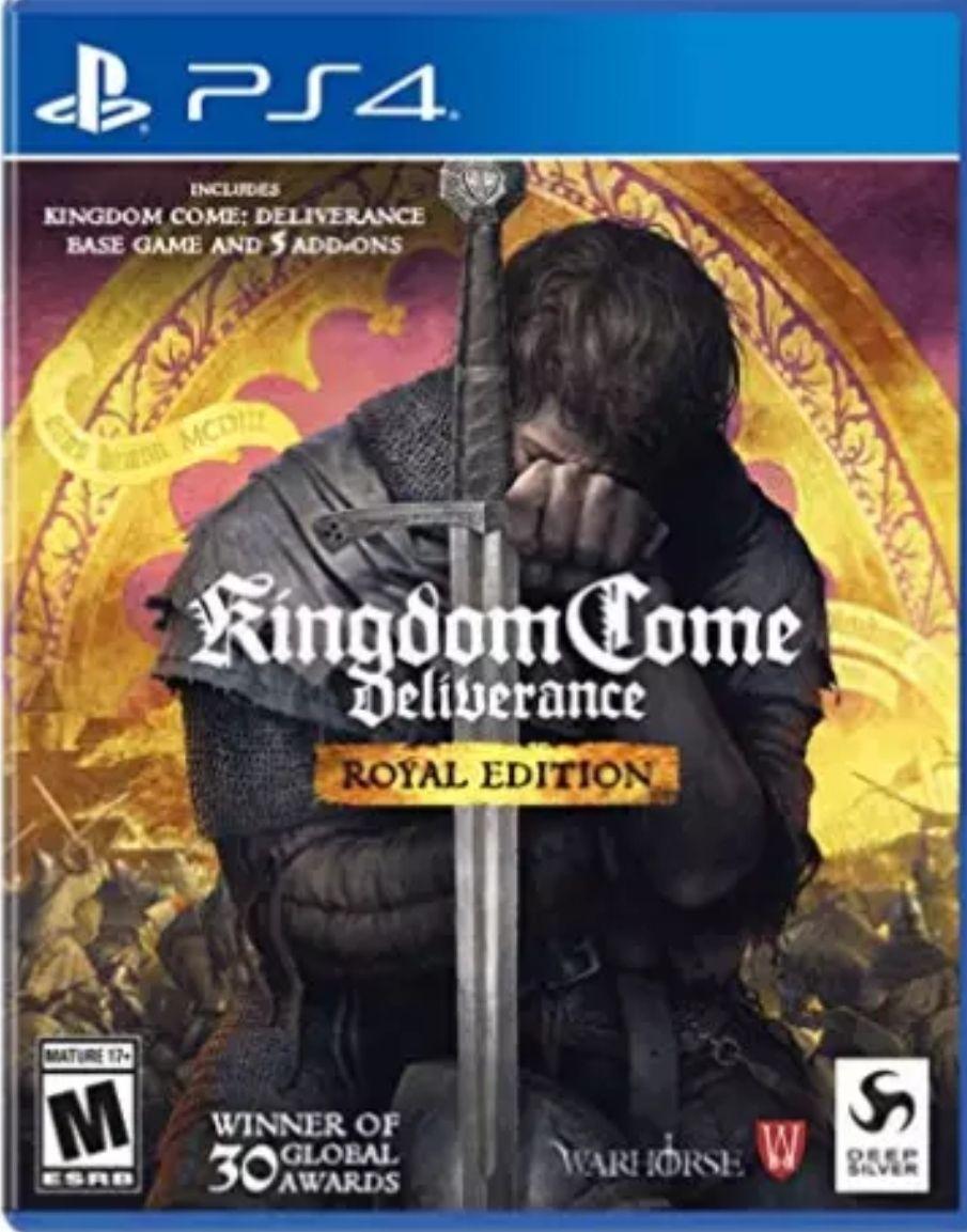 KINGDOM COME:DELIVERANCE ROYAL EDITION