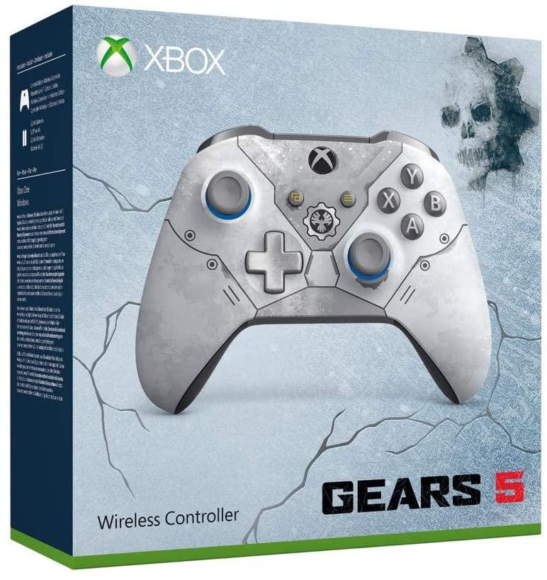 Mando inalámbrico Xbox Gears 5 SIN ADAPTADOR (Amazon.es)