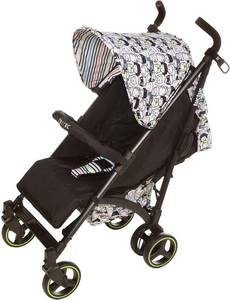 Tuc Tuc Yupi People - Silla de paseo para bebés ligera con diseño divertido