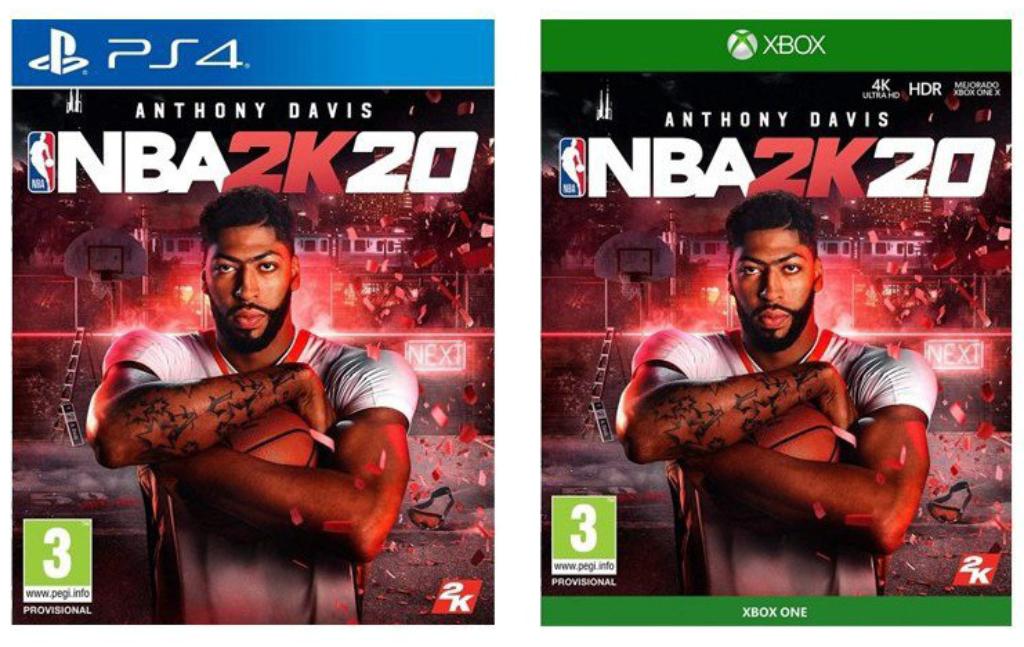 NBA 2K20 PS4 / XBOX ONE