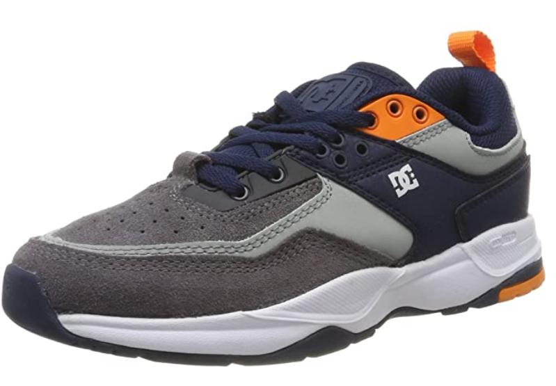 TALLAS 35 y 38 - DC Shoes (DCSHI) E.tribeka-Shoes For Boys, Zapatillas para Niños