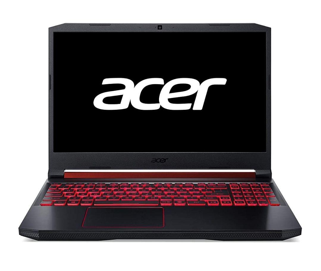 "Portátil Acer Nitro 5 15.6"" FHD ComfyView IPS LED LCD Intel Core i7-9750H, 8 GB de RAM, SSD de 256GB, NVIDIA GeForce GTX 1050, Sin S.O"