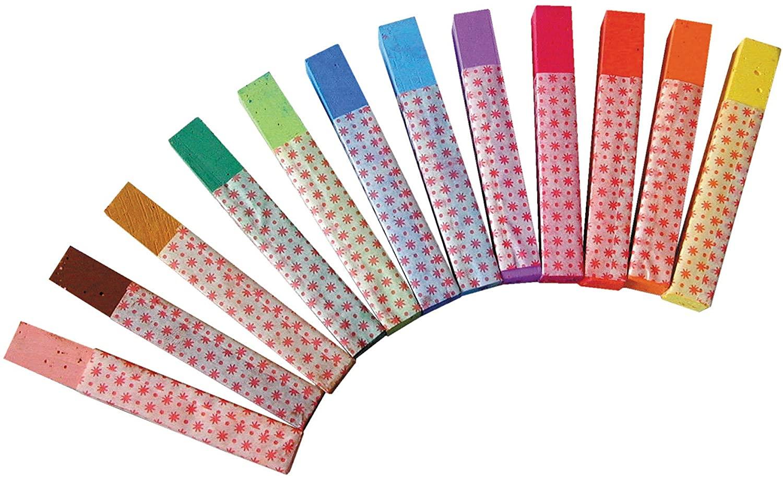 Herlitz - Tiza Multicolor 12 piezas