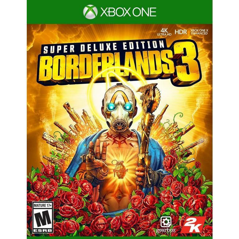 XBOX Borderlands 3 Edición Super Deluxe (usuarios gold)