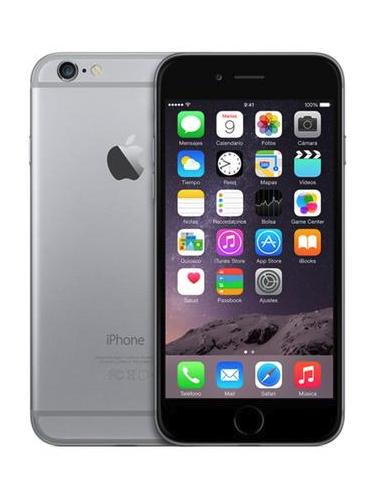 Apple iPhone 6 32GB Gris Espacial