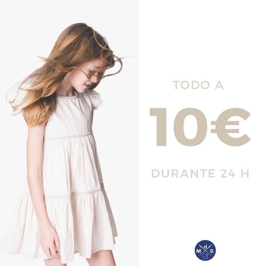 María de Saas - Moda Infantil a 10€
