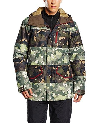Billabong Snowjacke Downy - Chaqueta de esquí para hombre - L