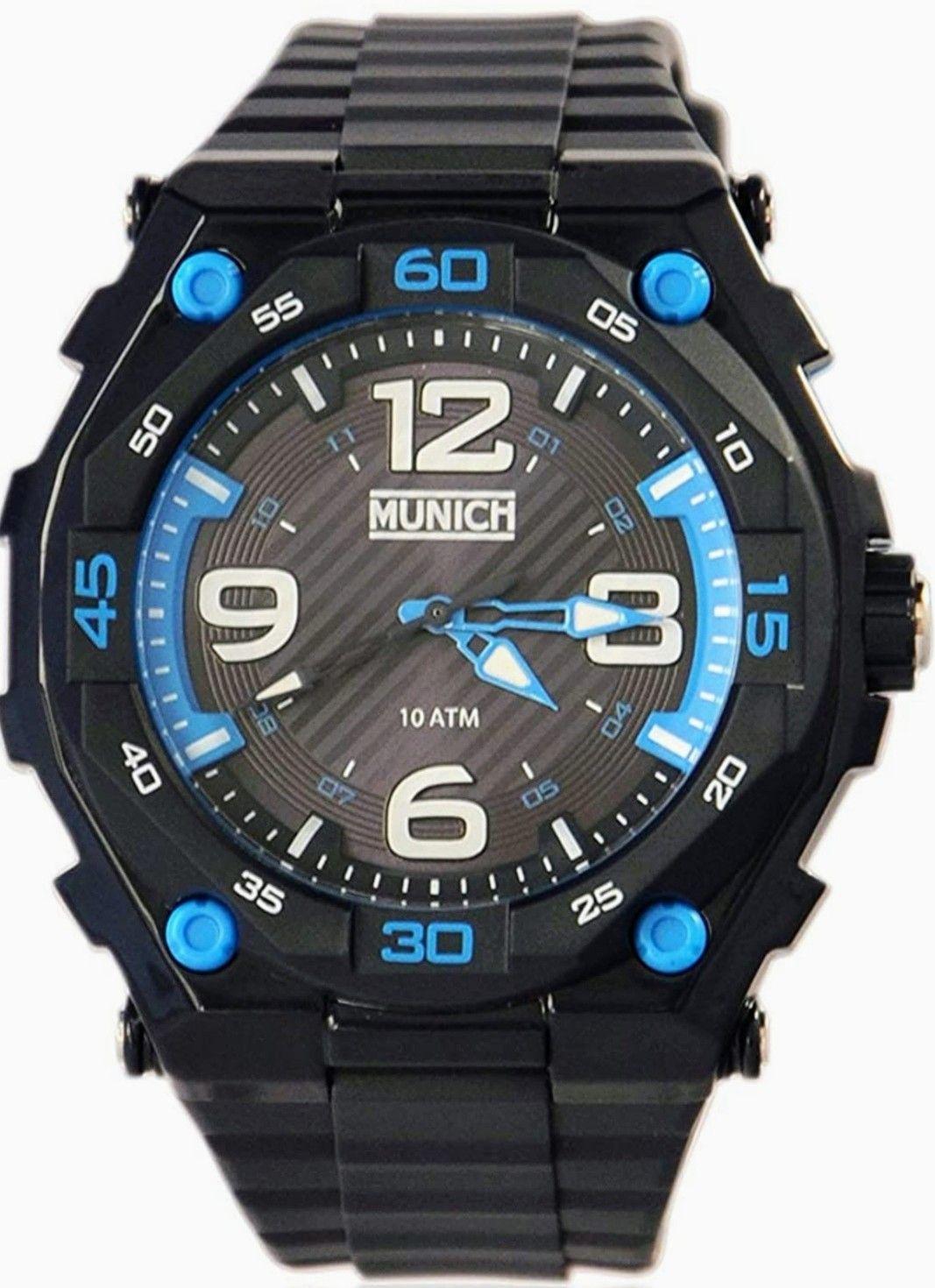 RECOPILACIÓN Munich Reloj Analógico Unisex por menos de 14€. (Todos con precio mínimo histórico)