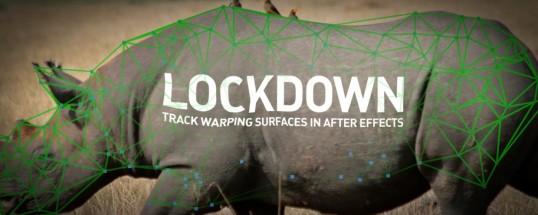 Lockdown y Composite Brush - Plugin de AE para tracking y croma gratis hasta el 7 de Junio