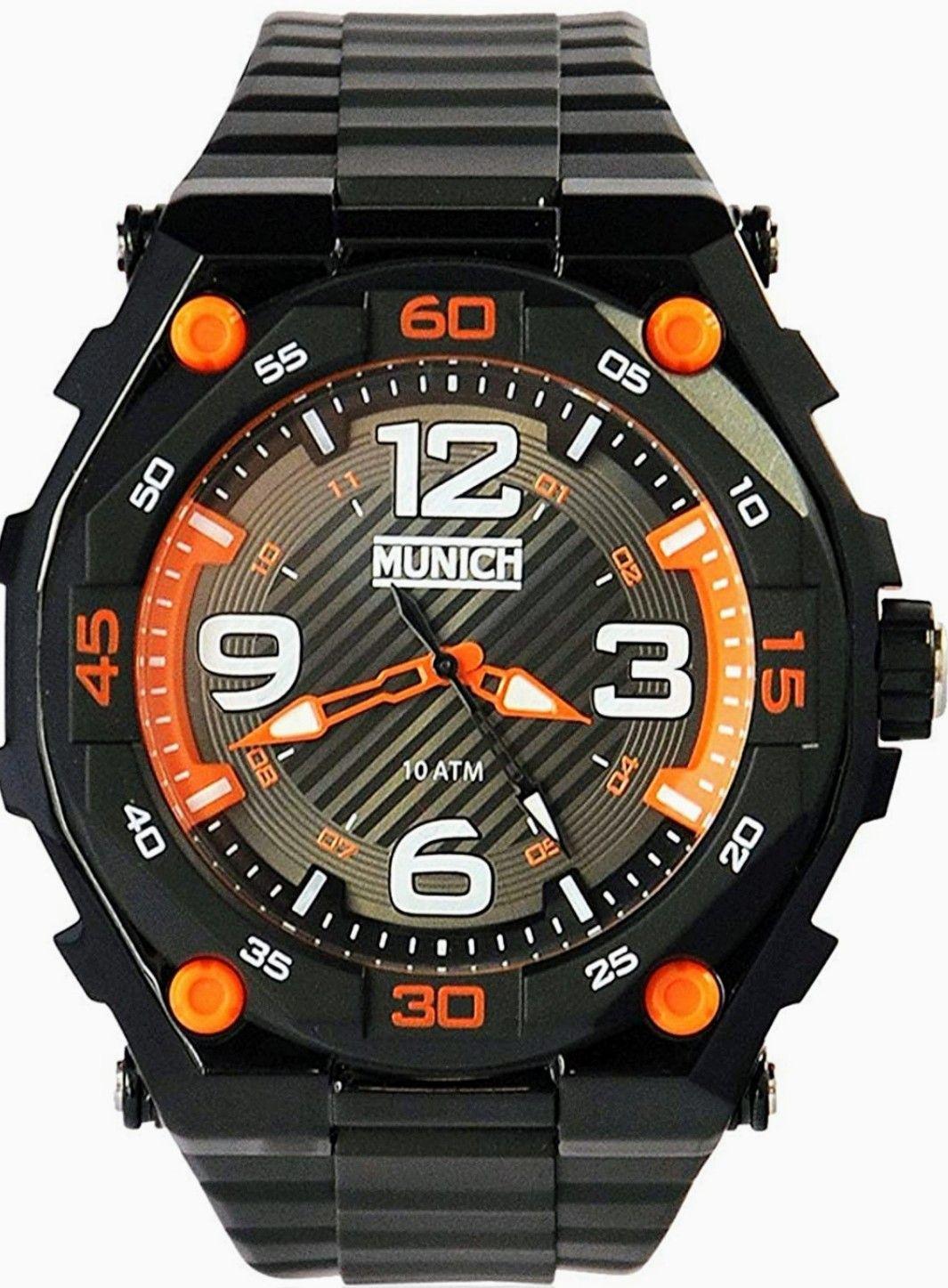 2° RECOPILACIÓN Munich Reloj Analógico Unisex por menos de 17€. (precio mínimo histórico)