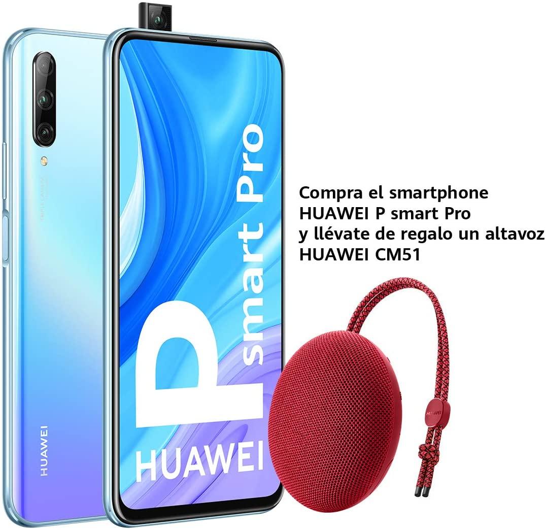 Huawei P Smart Pro 6GB + 128GB + Altavoz CM51 (Precio al tramitar)