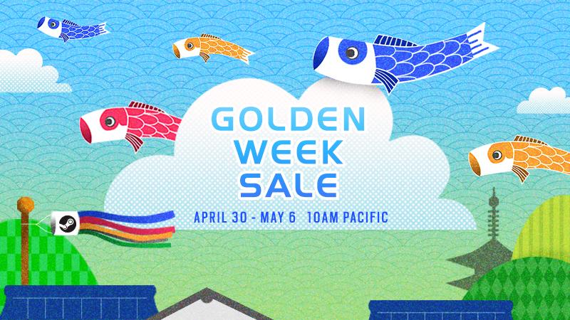 Steam: Golden Week Sale 2020 - Ofertas en juegos PC made in Japón