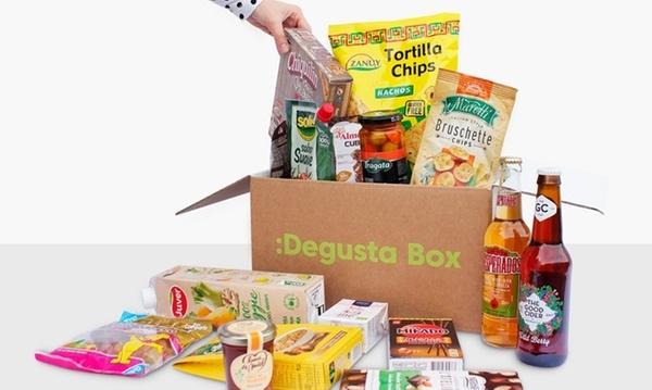 Degusta Box - De 10 a 15 productos que sólo tú probaras por sólo 5,99€ incluyendo gastos de envío en Península