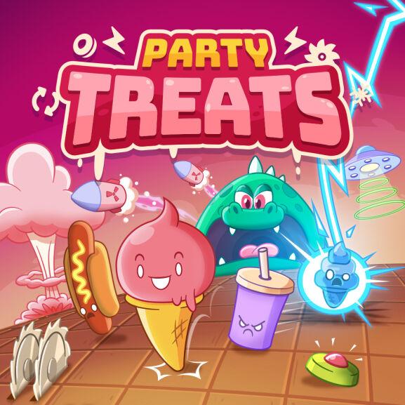 QubicGames :: Quédate gratis Party Treats, Nintendo Switch (regalo del 2 al 5 de Mayo)