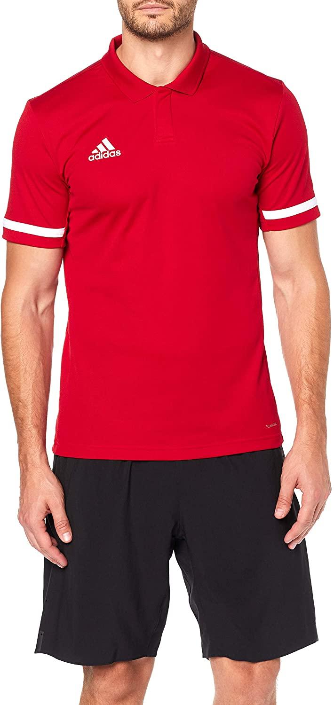 adidas T19 M Camiseta Polo, Hombre talla L.