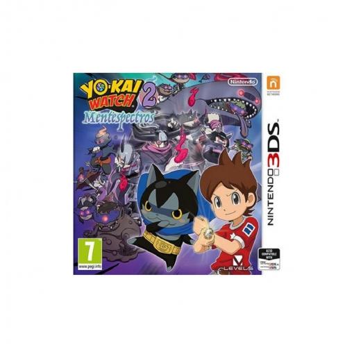 YO KAI WATCH 2(Varios). Nintendo 3DS