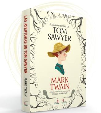 Las aventuras de Tom Sawyer  (con ilustraciones)