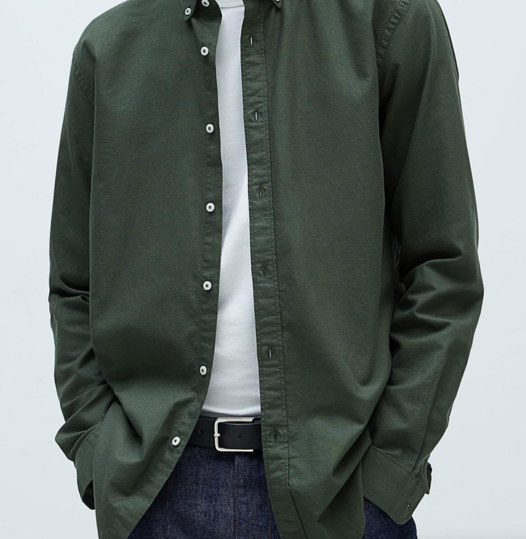 Camisa para hombre Zara varios colores