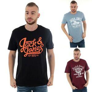 Jack&Jones Hombre Camiseta manga corta - 4 colores a elegir