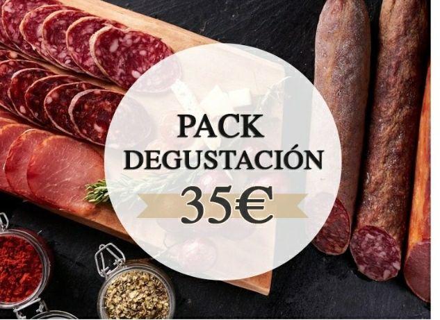 Pack Degustación Embutidos de Jaen