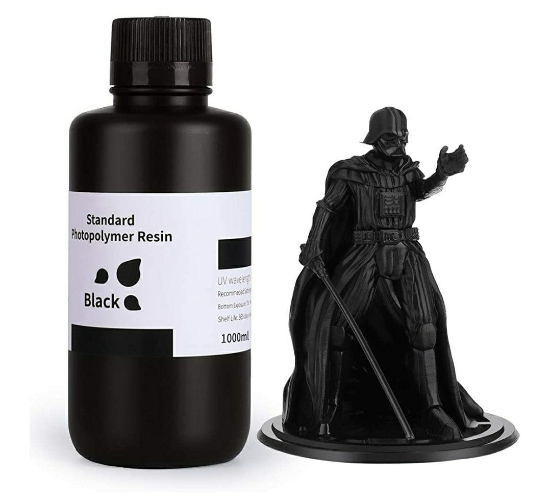 Resina Elegoo Negra 1L 405Nm