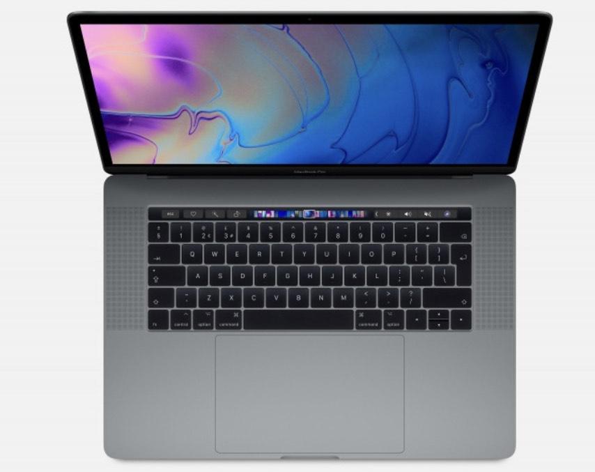 MacBook Pro 15 Touch Bar 2.3GHz i9 512GB Gris Espacial 2019