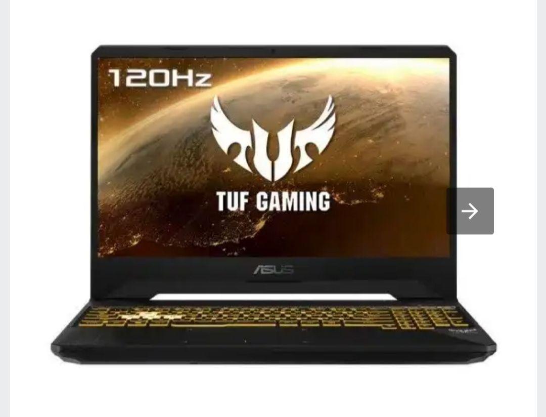 Asus TUF Gaming FX505DV-AL014 AMD Ryzen 7 3750H/16GB/512GB SSD/RTX 2060