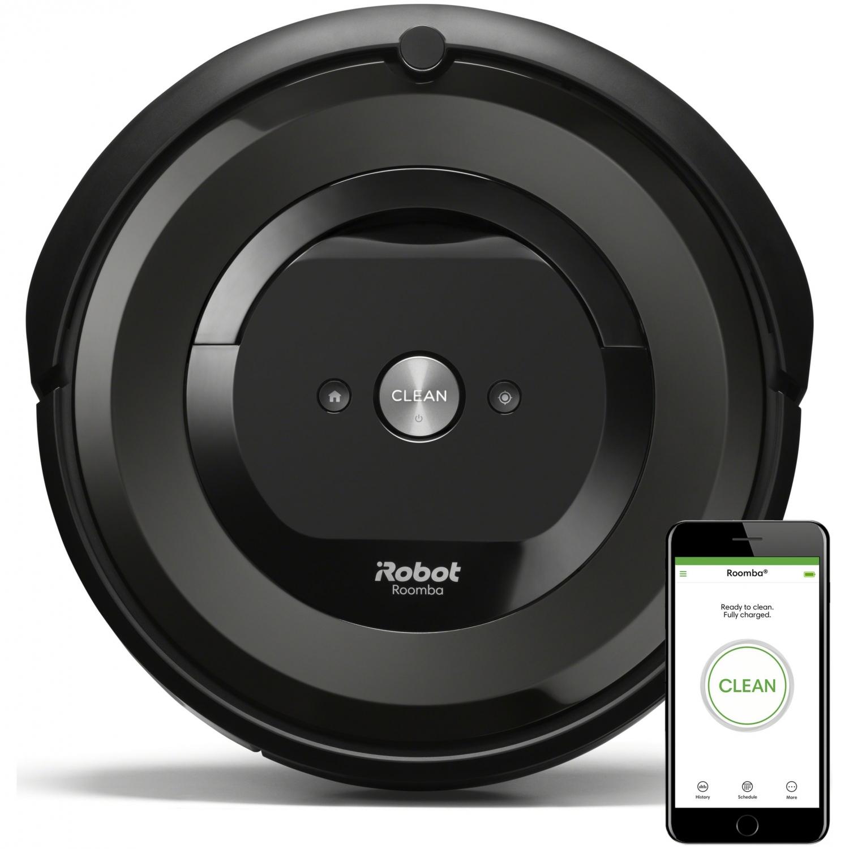 Robot Aspirador iRobot Roomba E5 + braava jet 240 de regalo