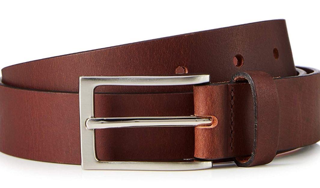 Cinturón de Cuero Hombre .
