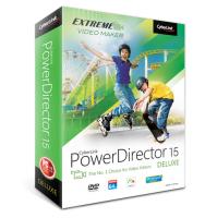 Cyberlink Powerdirector 15 - GRATIS