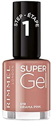 Rimmel London Super Gel Colour Esmalte de Uñas Tono 19-47 gr (Temporalmene sin stock)