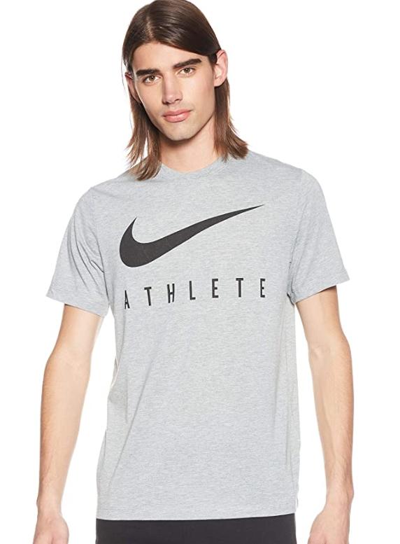 TALLA S - NIKE M Nk Dry tee Db Athlete Camiseta para Hombre