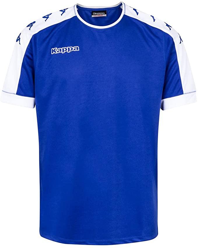 Kappa Tanis SS Camiseta Fútbol, Unisex talla 6Y/8Y.