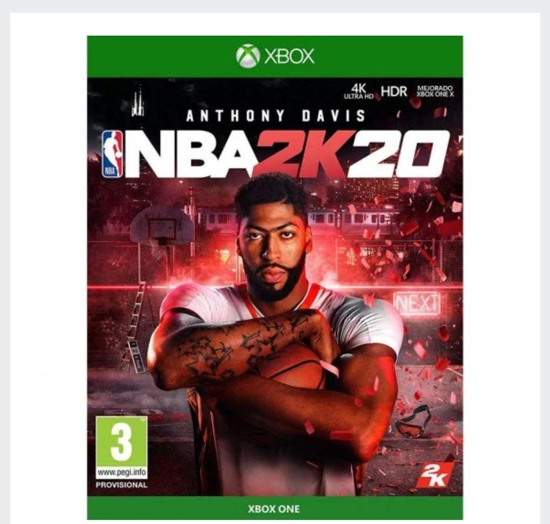 NBA 2K20 Xbox One también en Phonehouse