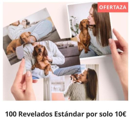 100 fotos por 10€