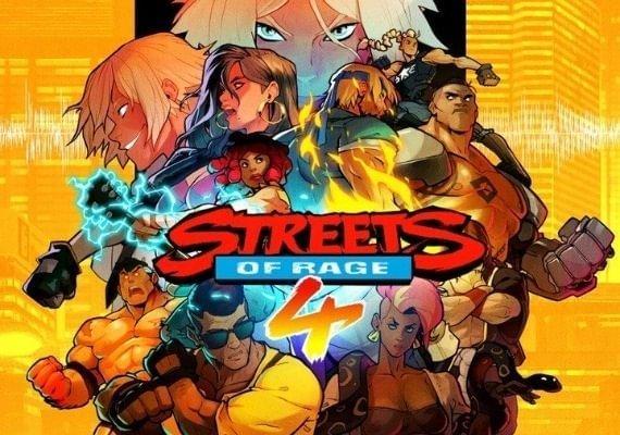 Streets Of Rage 4 (PC) 16,28 con cupón o 17,99 sin él