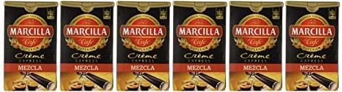 6 paquetes café marcilla creme exprés mezcla (Temporalmente sin stock)