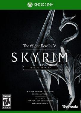 Skyrim: SE Xbox One Digital