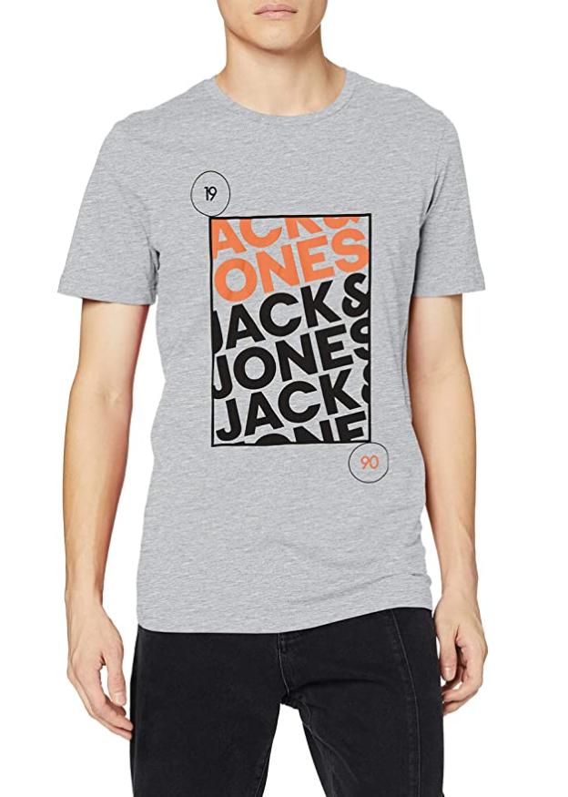 Camiseta Jack & Jones para Hombre TALLA S Y M