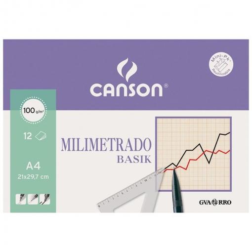 Papeleria Canson y escritura Alpino y Manley, segunda unidad al 70%