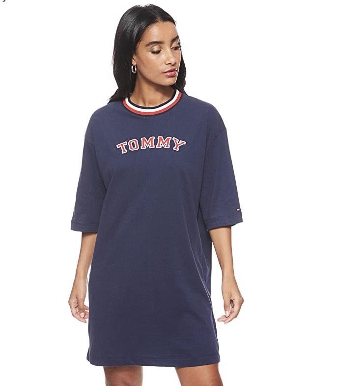 Vestido pijama Tommy Hilfiger (talla S)
