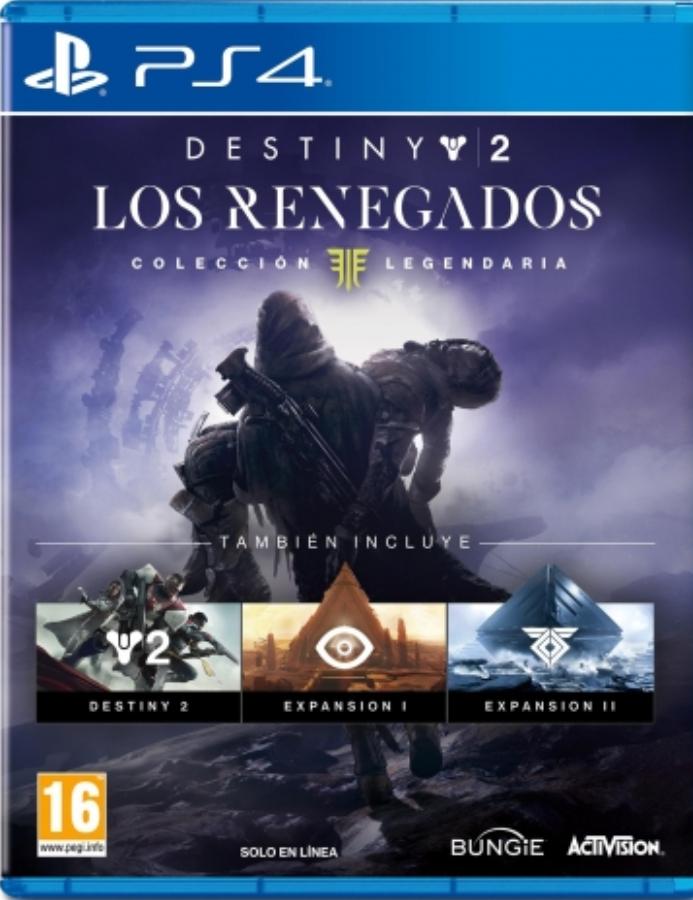 Destiny 2 Edición Legendaria PS4