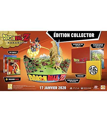 Dragon ball Z Kakarot PS4 Edición Coleccionista